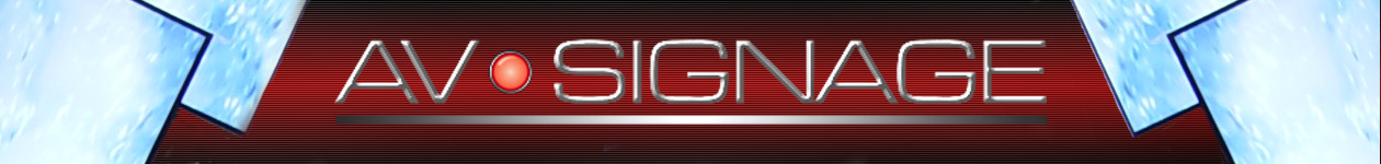 AV-Signage