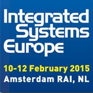 Logo von der ISE 2015