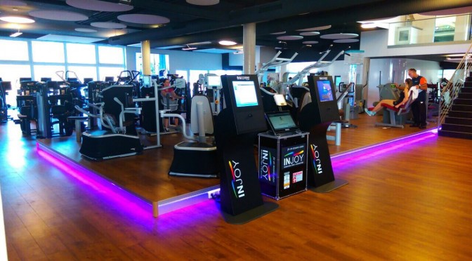 <strong>Scotfit: Kiosk-Systeme im Fitness-Studio</strong>