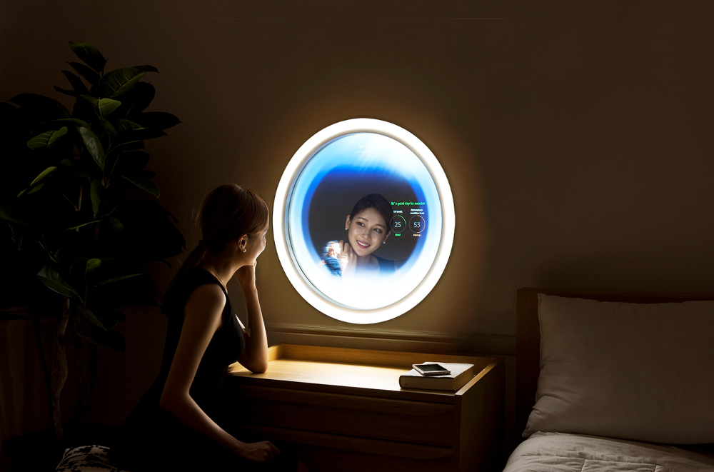 Mirror Display von Samsung