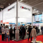Comm-Tec Messestand ISE