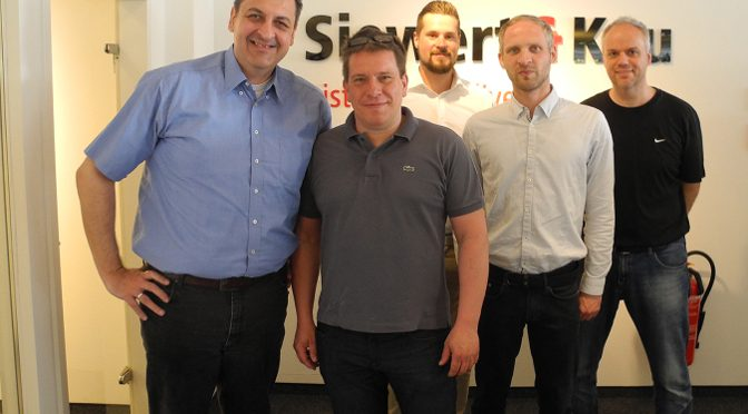 <strong>Peerless-AV + Siewert & Kau kooperieren</strong>