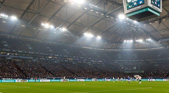 <strong>Neuer LED-Videowürfel auf Schalke</strong>