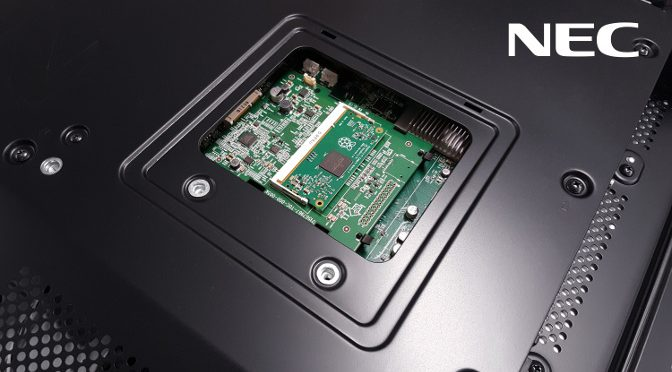 <strong>NEC Display Solutions Europe kooperiert mit Raspberry Pi</strong>