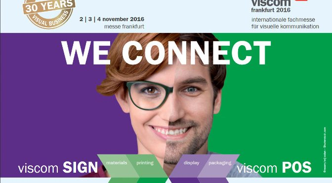 <strong>Viscom 2016: Kostenlose Tickets</strong>