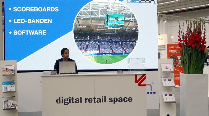 Viscom Digital Retail Area