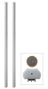 Säulenlautsprecher ETS-120SL WS