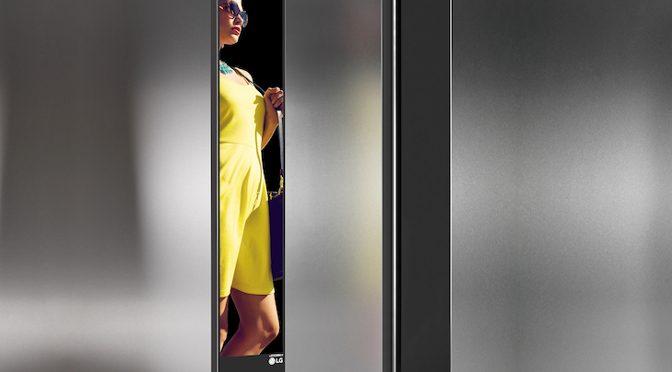 <strong>LuxGlas ePOSH LG Stele von LG und LuxGlas Technology</strong>