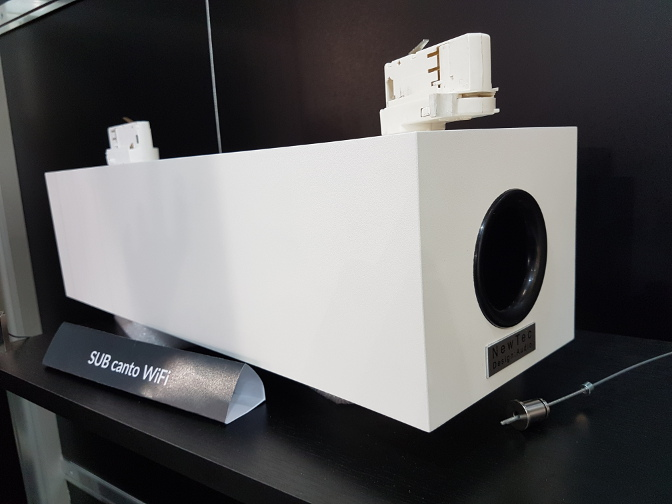 Sub Canto WiFi Subwoofer