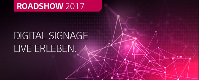 <strong>LG Signage Roadshow 2017 in Deutschland</strong>