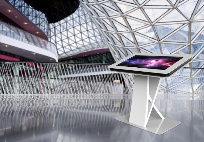 Viondis Touch-Tisch Info-Terminal
