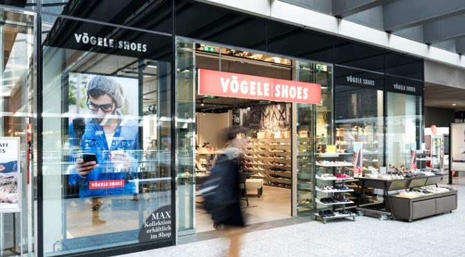 Voegele Shoes Filiale