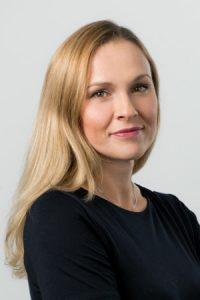 Birgit Jackson (Bild: Sharp)