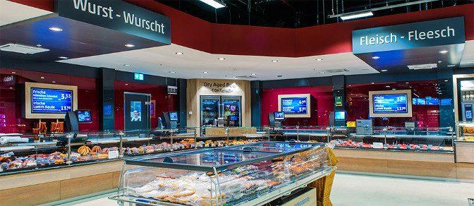 <strong>Erster REWE:XL-Markt in Luxemburg</strong>
