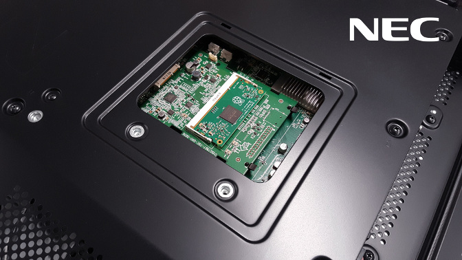 NEC und RaspberryPi