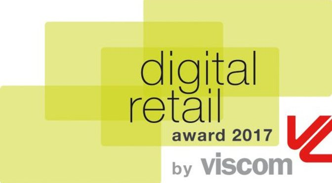 <strong>Viscom Düsseldorf: Digital Retail Award 2017</strong>