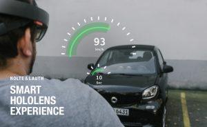 Viscom Projekt: Smart HoloLens Experience