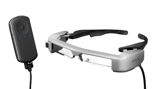 Epson Moverio Smart-Glasses