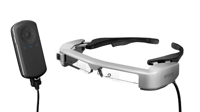 Epson Moverio Smart-Glasses
