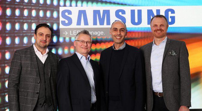 <strong>IF-Serie von Samsung bei Kern & Stelly live erleben</strong>