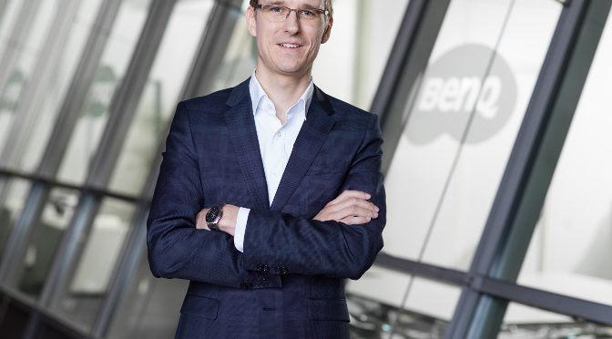 <strong>Neuer Head of Sales bei BenQ</strong>