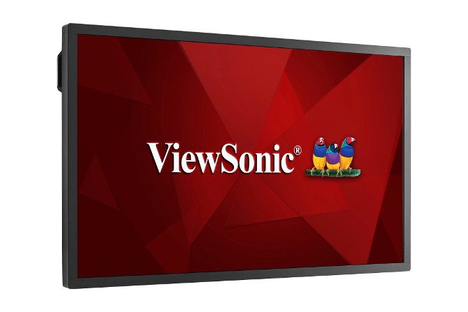 Interaktives Display ViewSonic CDM5500T