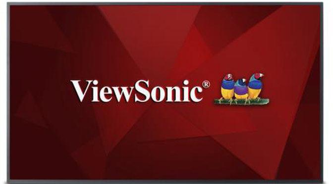 CDE5010 Digital Signage Display von ViewSonic