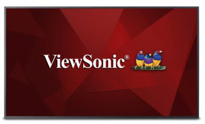 CDE5010 Digital Signage Display von ViewSonic