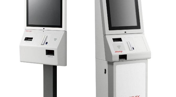 <strong>Interaktive Kiosksysteme der TK-Serie von Posiflex</strong>