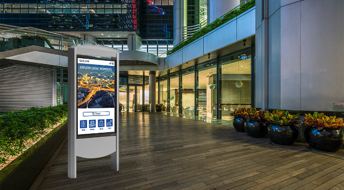 <strong>Digital Signage für alle Fälle</strong>