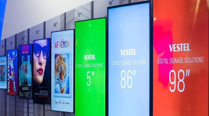 <strong>Vestel bei Comm-tec in der Distribution</strong>
