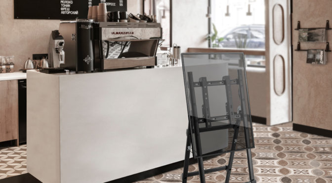 """<strong>Display-Halterung """"TV Stand 55DS""""</strong>"""