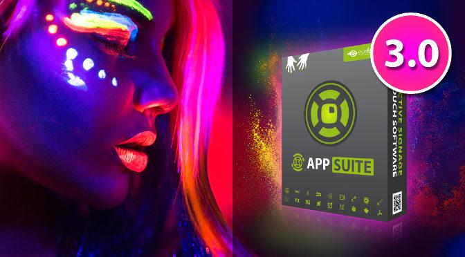 <strong>Neue Version der AppSuite von eyefactive</strong>