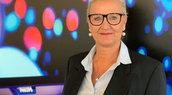 <strong>Elke Winkler verstärkt das Sales Team DACH bei Philips PDs</strong>