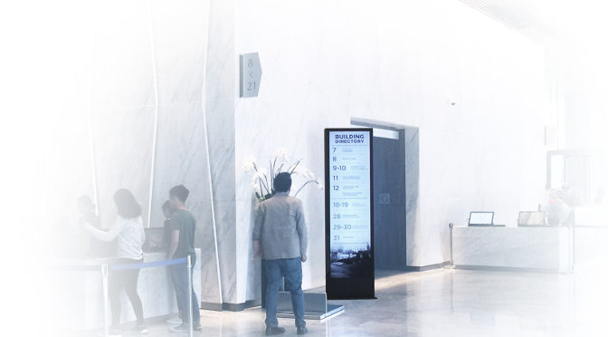 <strong>Digital-Signage Kiosk BT7007 jetzt weltweit erhältlich</strong>