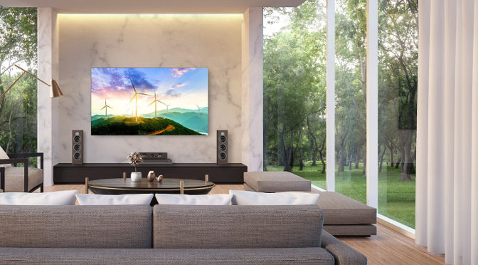 <strong>OLED Wallpaper Hotel TV WT980H von LG</strong>