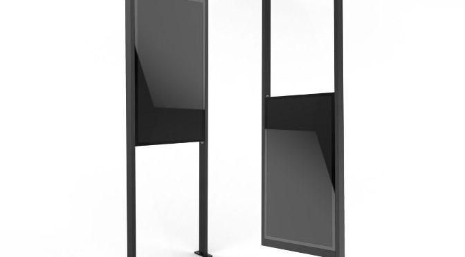 <strong>Vogels's Montagelösung für Samsung OMN-D-Displays </strong>