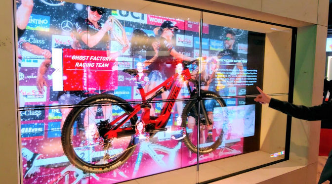 <strong>Digital Signage – Zukunft mit GhosT-OLEDs?</strong>