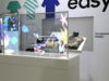 Transparente Displays am POS/POI