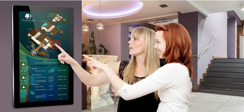 PCAP Touchscreen-PC
