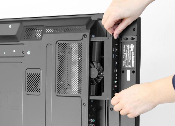 NEC Slot-in PC