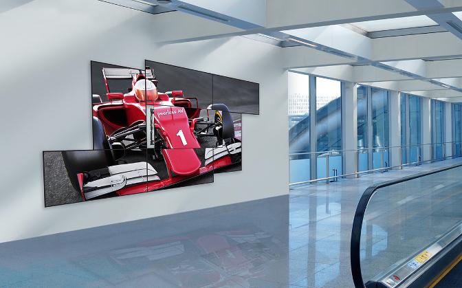 Peerless-AV im Zeichen der Formel 1