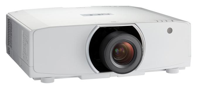 NEC PA3 Serie Projektor
