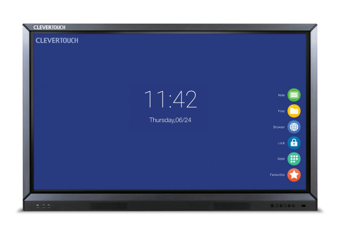 Clevertouch-Display