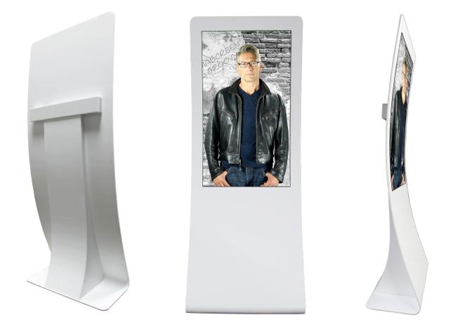 Organic Design OLED-Stele