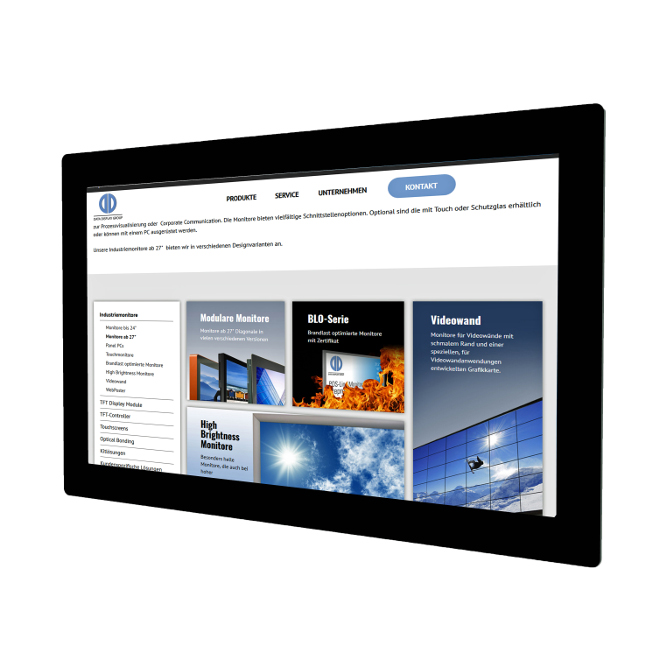 Distec Digital Signage Display POS-Line