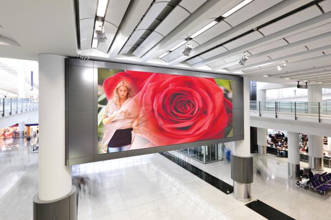 FE-Serie Displays von Delta