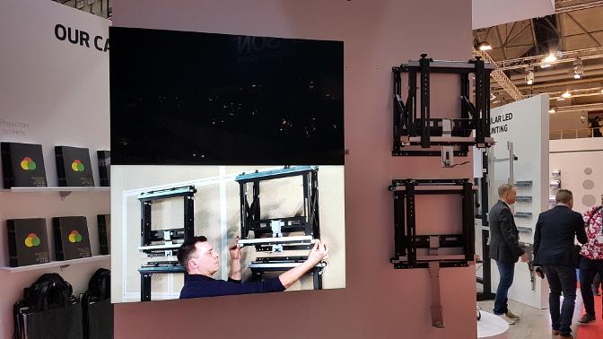 Videowallhalterung VWH-NT