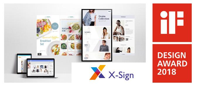 X-Sign CMS