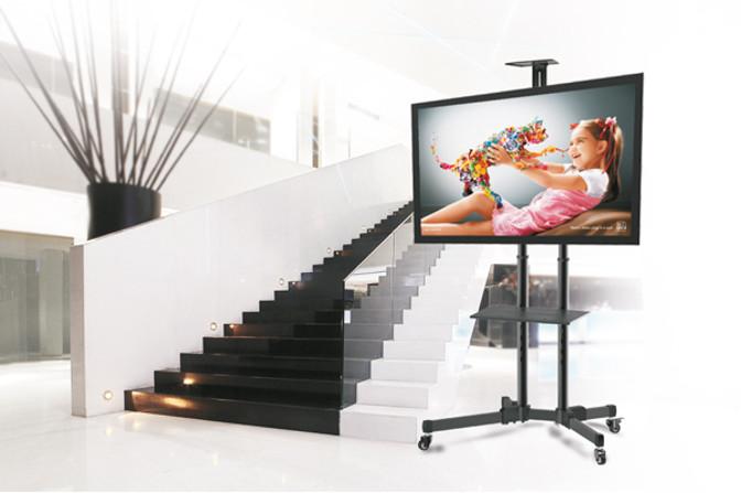 TV-Stand-70VCE-Shelf von Reflecta